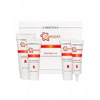 Christina Comodex Acne Comx Kit - Набор высокоэффективной косметики для лечения проблемной кожи