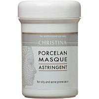 """Christina Porcelan Astrigent Porcelan Mask - Поросуживающая маска """"Порцелан"""" для жирной и проблемной кожи 60мл"""