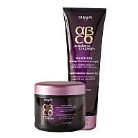 Dikson ArgaBeta Collagen Maschera Восстанавливающая маска для всех типов волос с маслом Аргана, коллагеном и камелией
