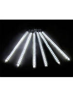 Гирлянда светодиодная Капля LED 30см (тающая сосулька), белая