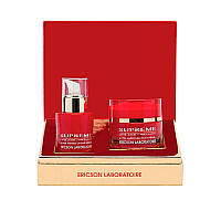 Ericson Laboratoire Supreme Total Comfort Light Creme+Super Power Lifting Serum Набор по уходу за зрелой кожей Крем Полный Комфорт 50 мл+