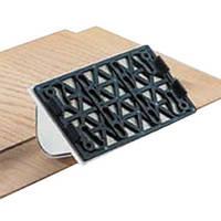 Профильная подошва для шлифования галтелей, выпуклая SSH-STF-LS130-R10KX