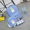 """Стильный рюкзак для молодежи """"Котики"""""""