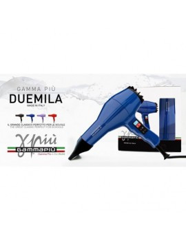 Фен Gamma Piu Duemila blue (GP2014 025) синий