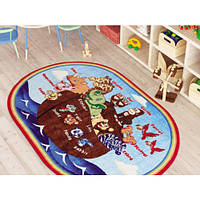 Ковер в детскую комнату Confetti 133*190 см