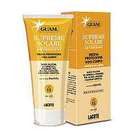 Guam Сонцезащитный крем с антиоксидантным действием SPF 15 150мл
