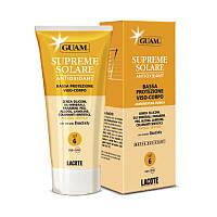 Guam Сонцезащитный крем с антиоксидантным действием SPF 6 150мл