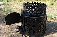 Печь для бани и сауны на дровах (каменка)