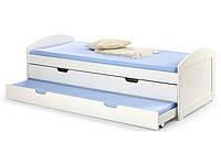 Кровать детская HALMAR LAGUNA с двумя спальными местам