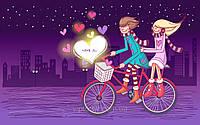 Печать съедобного фото - А4 - Вафельная бумага - День Св. Валентина №16