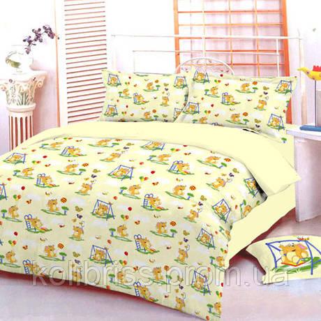 Комплекты постельного белья для садиков бязь