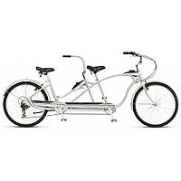 "Велосипед 26"" Schwinn Tango Tandem 2017 silver SKD-94-41"