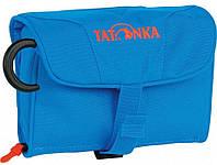 Сумка Mini Travelcare для туалетных принадлежностей 0,9 л Tatonka TAT2816.194, цвет Bright Blue (ярко-голубой)