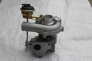 Турбокомпрессор на Renault Kangoo 1.5 dCi