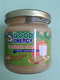 Арахисовая паста (масло) с белым шоколадом.  ТМ «Good Energy», 180 г, фото 2
