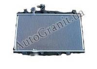 Радиатор охлаждения CROSS МКПП, GEELY MK, 1016003403