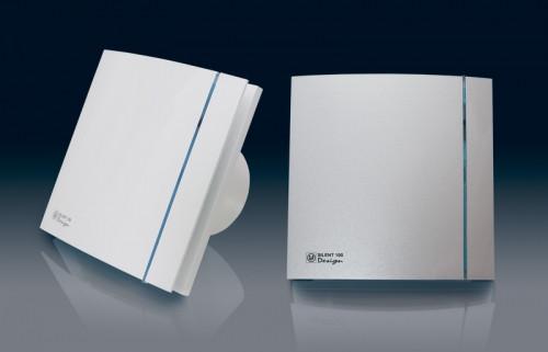 Soler & Palau SILENT-200 CZ DESIGN (230V 50)