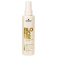 Schwarzkopf Professional Blondme shine magnifying spray Кондиционер-спрей для блеска волос