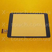 Тачскрин, сенсор  HH070FPC-039A-DST чёрный для планшета, фото 1
