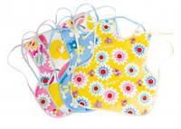 Детский нагрудник на завязках от 4 месяцев (упаковка 10 шт)