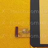 Тачскрин, сенсор  HH070FPC-039A-DST чёрный для планшета, фото 3