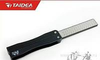 Алмазный точильный брусок с гальваническим двухсторонним покрытием 1051 D, точилка для ножа, алмазные точилки,