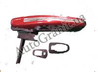 Ручка двери наружная задняя левая X7, GEELY X7, 1018010545