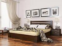 Кровать Селена Эстелла 160х200 с матрасом на выбор