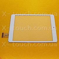 Тачскрин, сенсор GoClever QUANTUM 785 белый  для планшета