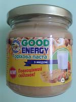"""Ореховая паста ТМ """"Good Energy"""",  180г"""