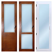 Металопластикові міжкімнатні двері