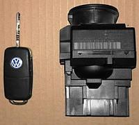 Замок зажигания + ключ Volkswagen Crafter 2E 09058650