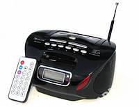 Радио бумбокс пультом управления GOLON RX-627Q, колонка радиоприемник mp3
