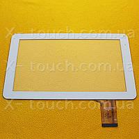 Тачскрин, сенсор  CZY6808A01-FPC белый  для планшета, фото 1