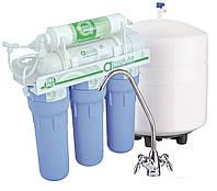 Фильтр обратного осмоса НАША ВОДА Absolute 6-50M  с минерализатором - насыщение воды минералами ( MO650MNV )