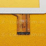 Тачскрин, сенсор  CZY6808A01-FPC белый  для планшета, фото 3