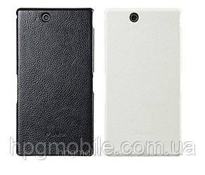 Чехол для Sony Xperia Z Ultra C6802 - Melkco Snap leather cover, разные цвета