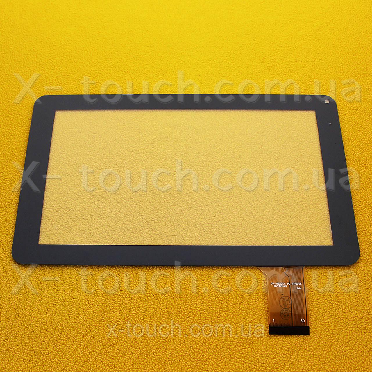 Тачскрін, сенсор SUPRA M929 чорний для планшета