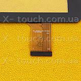 Тачскрин, сенсор  DH-0922A1-PG-FPC068 FHX черный для планшета, фото 2