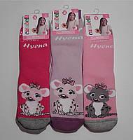 Носки детские для девочки махровые ароматизированные р.20-22