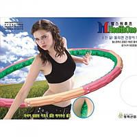 Обруч массажный антицеллюлитный Хула Хуп Health One Hoop 3.1