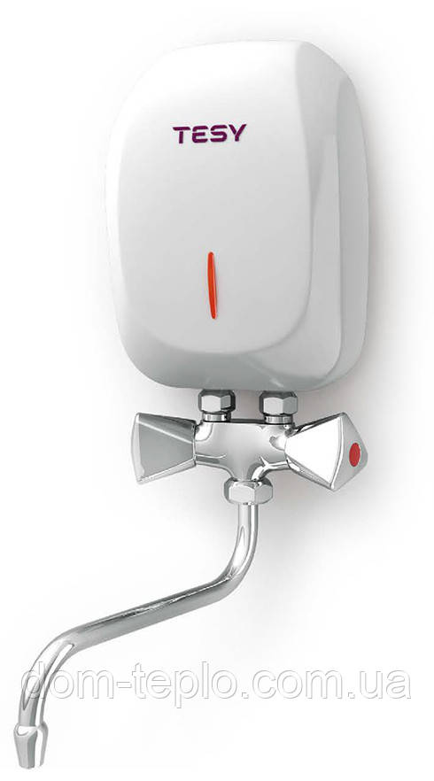 Проточный водонагреватель Tesy IWH 50 X01 KI