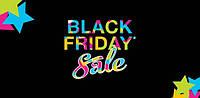 Черная пятница – день распродаж!