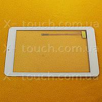 Тачскрин, сенсор  QSD E-C7080-03 белый для планшета, фото 1