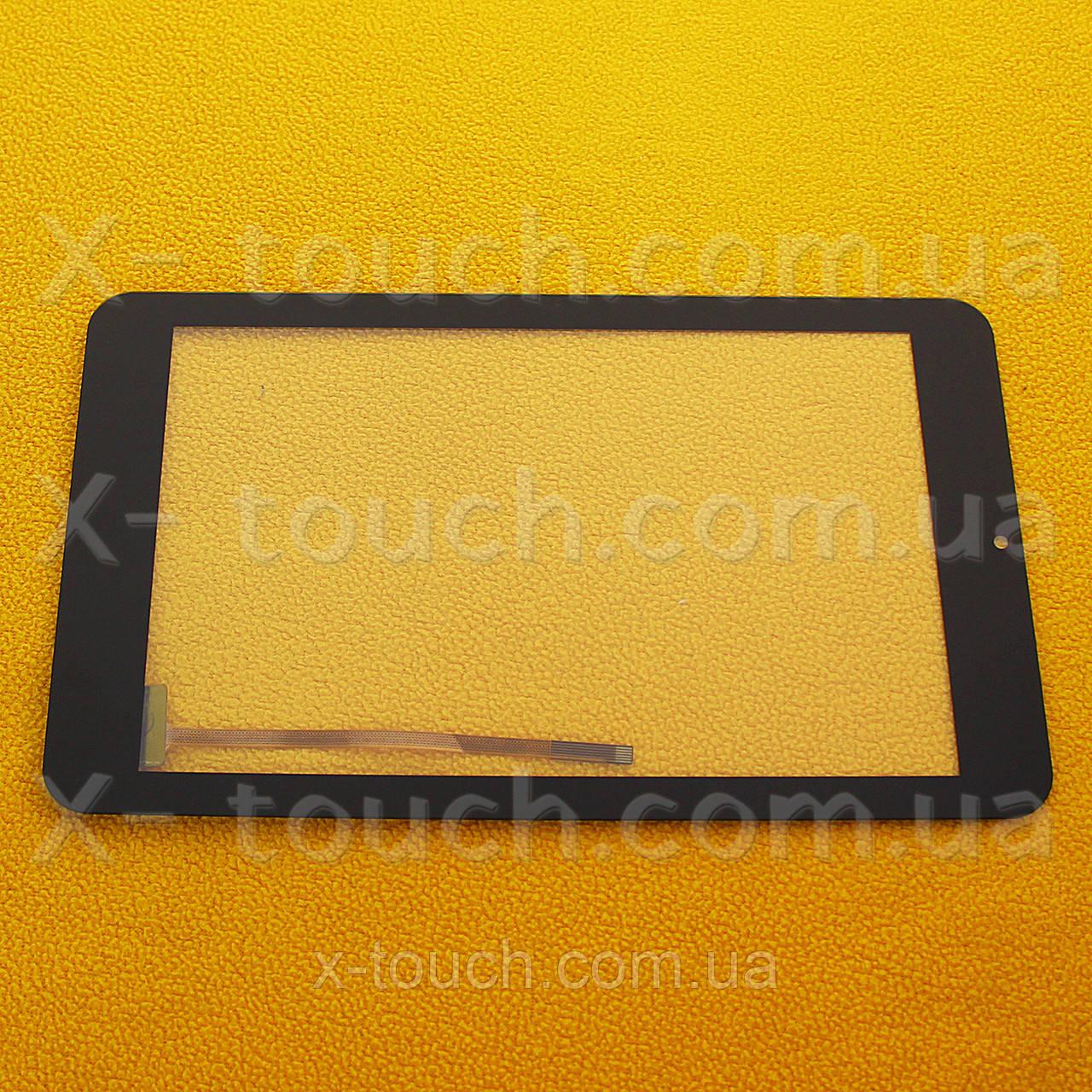 Тачскрин, сенсор  QSD E-C7080-03 черный для планшета