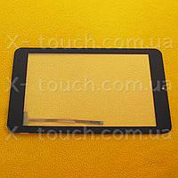 Тачскрин, сенсор  QSD E-C7080-03 черный для планшета, фото 1