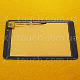 Тачскрин, сенсор  QSD E-C7080-03 черный для планшета, фото 2