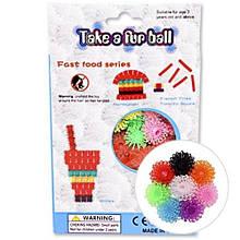 Конструктор-липучка Take a fup ball 50 деталей RV077/4223