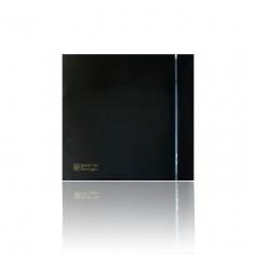 Soler & Palau SILENT-200 CZ BLACK DESIGN -4C (230V 50)