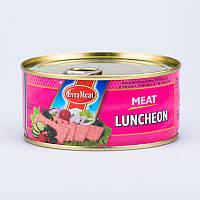 Паштет Evra Meat Курица 300г ж / б (12шт / уп)
